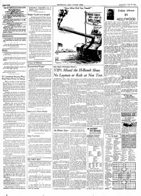 The Courier News from Blytheville, Arkansas on May 15, 1954 · Page 4