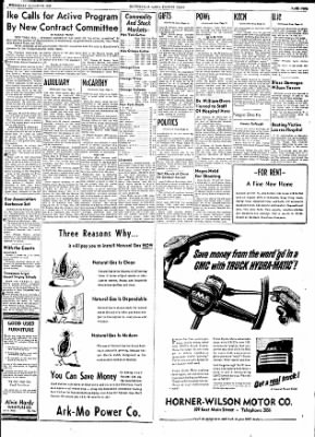 The Courier News from Blytheville, Arkansas on August 19, 1953 · Page 9