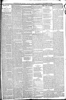 The Algona Upper Des Moines from Algona, Iowa on November 23, 1892 · Page 7