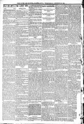 The Algona Upper Des Moines from Algona, Iowa on October 28, 1891 · Page 2