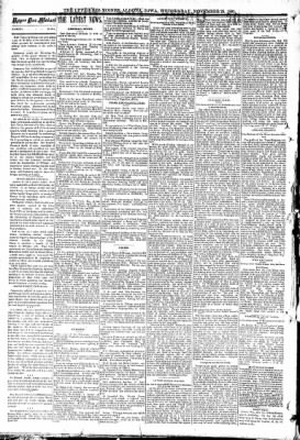 The Algona Upper Des Moines from Algona, Iowa on November 25, 1891 · Page 2