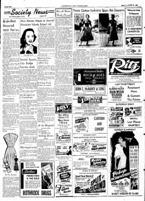 The Courier News from Blytheville, Arkansas on August 21, 1953 · Page 2