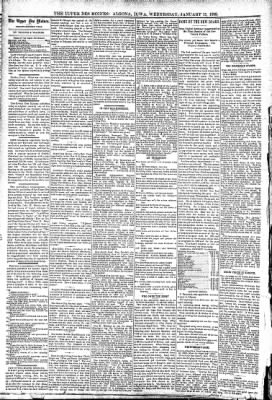 The Algona Upper Des Moines from Algona, Iowa on January 11, 1893 · Page 4