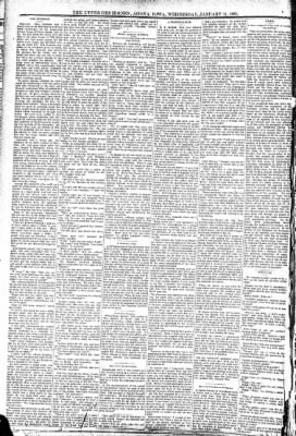 The Algona Upper Des Moines from Algona, Iowa on January 11, 1893 · Page 6