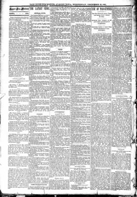 The Algona Upper Des Moines from Algona, Iowa on December 23, 1891 · Page 4