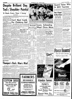 The Courier News from Blytheville, Arkansas on May 17, 1954 · Page 8