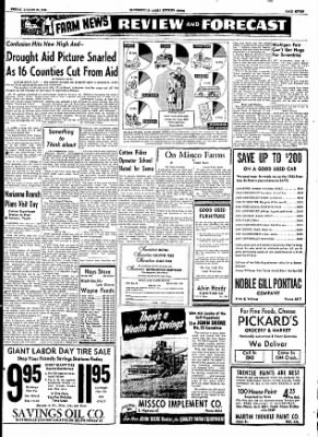 The Courier News from Blytheville, Arkansas on August 21, 1953 · Page 7