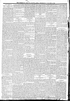 The Algona Upper Des Moines from Algona, Iowa on March 15, 1893 · Page 6