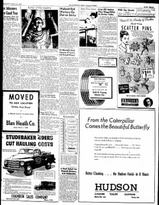The Courier News from Blytheville, Arkansas on March 15, 1949 · Page 3