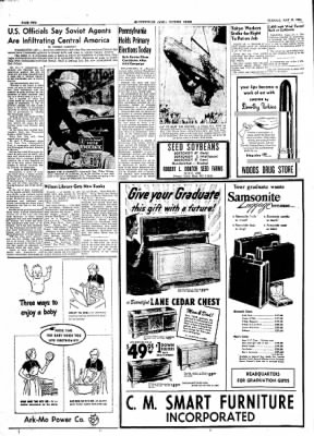 The Courier News from Blytheville, Arkansas on May 18, 1954 · Page 2