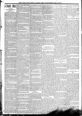 The Algona Upper Des Moines from Algona, Iowa on May 10, 1893 · Page 3