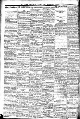 The Algona Upper Des Moines from Algona, Iowa on March 30, 1892 · Page 2