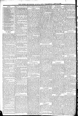 The Algona Upper Des Moines from Algona, Iowa on April 20, 1892 · Page 8