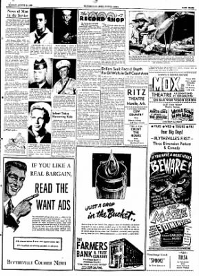 The Courier News from Blytheville, Arkansas on August 24, 1953 · Page 3