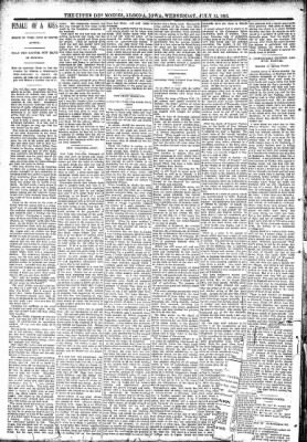 The Algona Upper Des Moines from Algona, Iowa on July 12, 1893 · Page 7