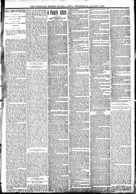 The Algona Upper Des Moines from Algona, Iowa on August 2, 1893 · Page 3