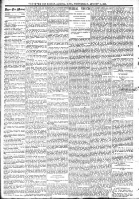 The Algona Upper Des Moines from Algona, Iowa on August 16, 1893 · Page 6