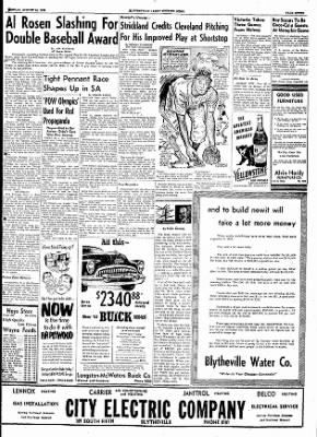 The Courier News from Blytheville, Arkansas on August 24, 1953 · Page 7