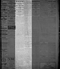 Newspaper account of discovery of oil at Spindletop in 1901, launching oil boom