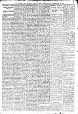 The Algona Upper Des Moines from Algona, Iowa on September 27, 1893 · Page 6