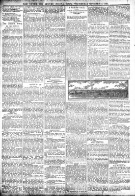 The Algona Upper Des Moines from Algona, Iowa on October 11, 1893 · Page 6
