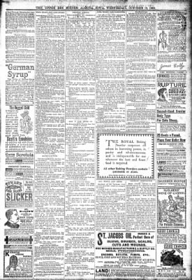 The Algona Upper Des Moines from Algona, Iowa on October 18, 1893 · Page 9