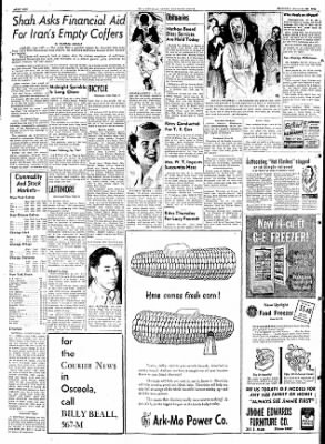 The Courier News from Blytheville, Arkansas on August 24, 1953 · Page 10