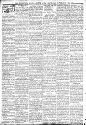 The Algona Upper Des Moines from Algona, Iowa on November 1, 1893 · Page 2