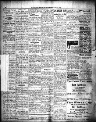 News and Observer from ,  on April 23, 1904 · Page 4
