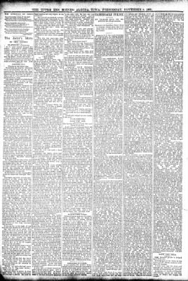 The Algona Upper Des Moines from Algona, Iowa on November 8, 1893 · Page 8