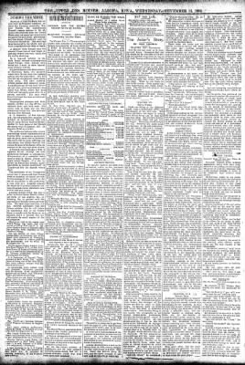 The Algona Upper Des Moines from Algona, Iowa on November 15, 1893 · Page 4