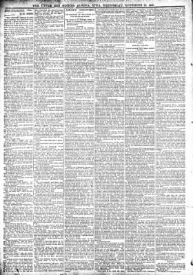 The Algona Upper Des Moines from Algona, Iowa on November 15, 1893 · Page 10