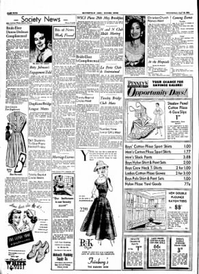 The Courier News from Blytheville, Arkansas on May 19, 1954 · Page 4
