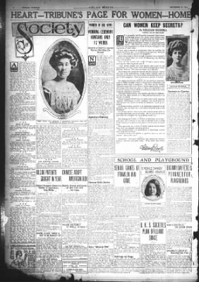 Oakland Tribune from Oakland, California on December 31, 1912 · Page 8