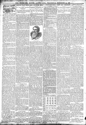 The Algona Upper Des Moines from Algona, Iowa on November 29, 1893 · Page 2