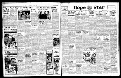 Hope Star from Hope, Arkansas on August 24, 1946 · Page 1