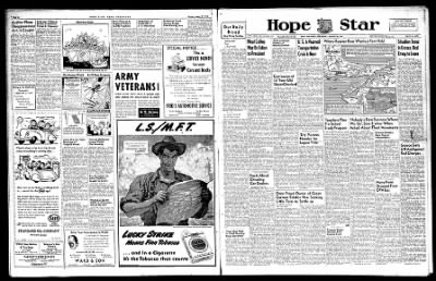 Hope Star from Hope, Arkansas on August 27, 1946 · Page 6