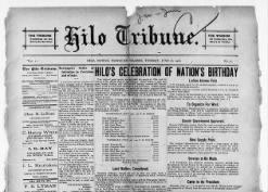 Hilo Tribune