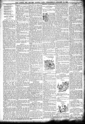 The Algona Upper Des Moines from Algona, Iowa on January 31, 1894 · Page 3