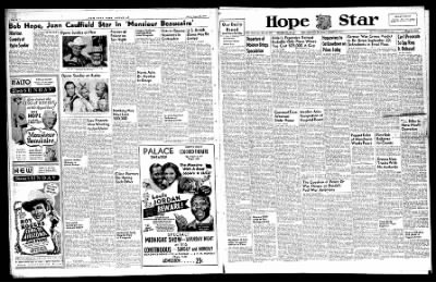 Hope Star from Hope, Arkansas on August 30, 1946 · Page 6