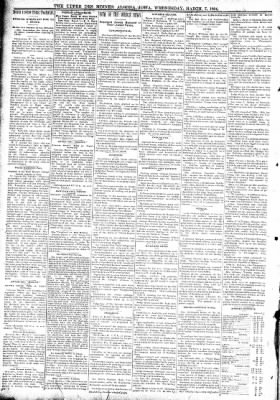 The Algona Upper Des Moines from Algona, Iowa on March 7, 1894 · Page 2