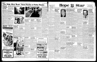 Hope Star from Hope, Arkansas on September 14, 1946 · Page 1