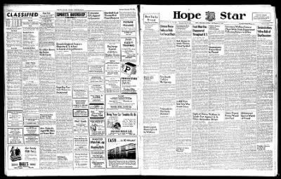 Hope Star from Hope, Arkansas on September 16, 1946 · Page 1