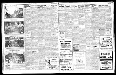 Hope Star from Hope, Arkansas on September 20, 1946 · Page 3