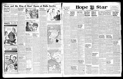 Hope Star from Hope, Arkansas on September 21, 1946 · Page 1