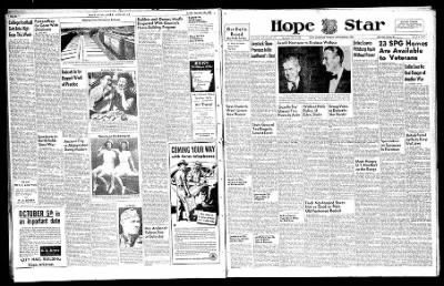 Hope Star from Hope, Arkansas on September 23, 1946 · Page 6