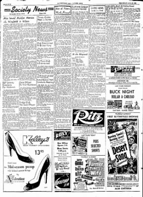 The Courier News from Blytheville, Arkansas on August 26, 1953 · Page 4