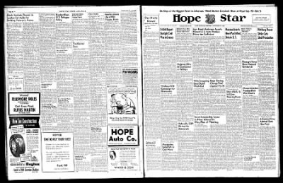 Hope Star from Hope, Arkansas on September 25, 1946 · Page 1