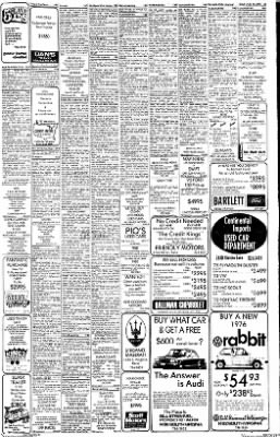 Nevada State Journal from Reno, Nevada on July 14, 1976