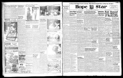 Hope Star from Hope, Arkansas on September 28, 1946 · Page 1